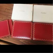 2 se of Cartier wrist watch empty box outer box mzmr
