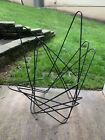 VTG MID CENTURY 3 HARDOY IRON BUTTERFLY CHAIRS