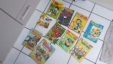 Konvolut Comic Hefte - ca. 10 verschiedene Hefte 60-70 er Jahre Set 11