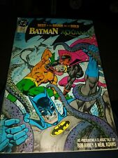 dc no.3 dec 1988 batman and aquaman