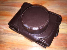 Synthetic Leather Camera Hard Cases for Fujifilm