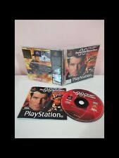 SONY PLAYSTATION 1 - TOMORROW NEVER DIES - COMPLETE WITH MANUAL