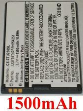 Batterie 1500mAh type LI3715T42P3H654251 VZWAC30BAT Pour ZTE Arizona