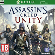 Assassin's Creed Unity Xbox One Key Download Code GLOBAL Full Game