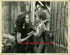 """Maureen O'Sullivan Tarzan Finds A Son 8x10"""" Photo From Original Negative #M2204"""
