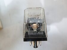 NEW OLD STOCK-DAYTON ELECTRIC 5X822E GENERAL PURPOSE RELAY 8 PIN ELECTRICAL