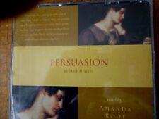 3 CD AUDIO BOOK - PERSUASION [1995]