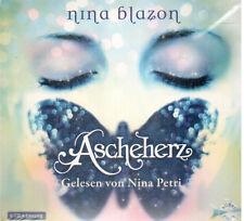 Nina Blazon - Ascheherz - Nina Petri - 6 CD - NEU OVP