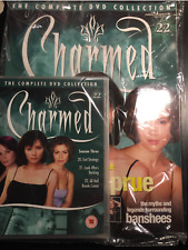 Charmed The Complete DVD Collection with pamphlet S3 EP: 20,21 and 22
