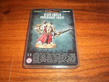 Blood Angels Sanguinary Priest Warhammer 40k 40,000 Games Workhop New!