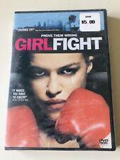 New Sealed Girlfight Dvd