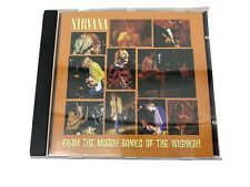 Nirvana From The Muddy Banks Of The Wishkah CD 1996 90s Grunge