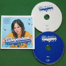 Miss Independent Avril Lavigne Pink Usher Holly Vallance TLC Joss Stone + CD x 2
