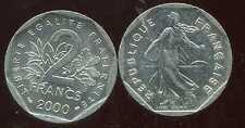 2 FRANCS semeuse    2000