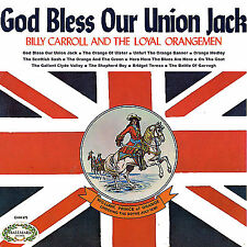 ***GOD BLESS OUR UNION JACK***   **NEW**   - LOYALIST/ ORANGE/ULSTER CD