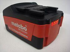 Metabo New Genuine 18V Li-Ion Battery 6.25459 for SB18LTX BS18LTX SSD18LT SSW18L