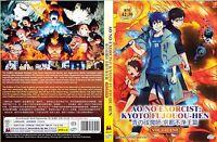 Blue Exorcist: Kyoto Saga ~ Season 2 (Chapter 1 - 12 End + OVA) ~ All Region ~