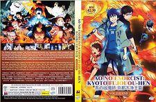 Blue Exorcist: Kyoto Saga ~ Season 2 (Chapter 1 - 12 End + OVA) ~ 2-DVD SET~