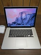 Apple MacBook Pro 15.4 MD104LL/A (Core i7 Quad 2.6GHz, 8GB, 1TB, GeForce 1GB)