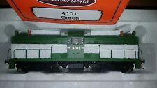 Austrains NSWGR 41 Class Locomotive NEW 4101 Green Livery
