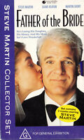FATHER OF THE BRIDE 1 & 2  Steve Martin  2 VIDEOS  VHS Pal    SirH70