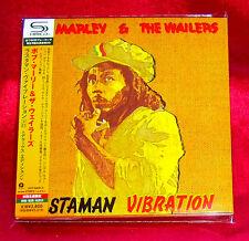 Bob Marley Rastaman Vibration JAPAN 2 SHM MINI LP CD UICY-94591-92