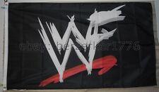 WWF World Wrestling Federation Wrestling 3'x5' flag banner 2 - WCW, WWF, WWE