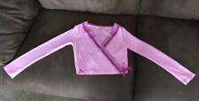 2 Lovely Girls Cardigans Age 5-6-7. Mexx & Monsoon. VGC. Grey, Pink.