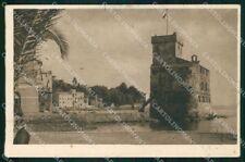 Genova Rapallo Castello cartolina RT0533