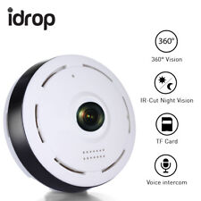 idrop FV-3603 360-degrees Panoramic Camera, Wi-Fi Connected with Mobile Phone