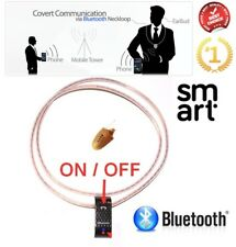 Spy Earpiece New  Bluetooth Small Wireless Micro covert Bug