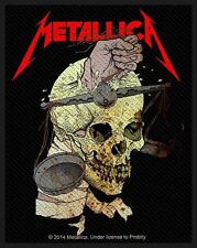 Metallica Harvester of Sorrow Patch/Sew-on Patch 600170 #