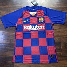 Men's FC Barcelona 19/20 Home Jersey Size L