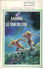 Opta Galaxie Bis 18 - Sarban - Le son du cor - Uchronie - EO 1970