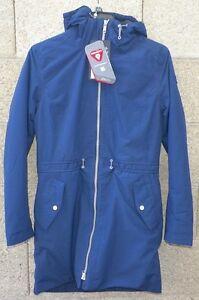 XS Helly Hansen Evening Blue Women's Idunn Winter Parka Coat MSRP $300 Jacket