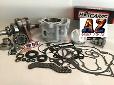 09+ Raptor 700 108mm 815cc Big Bore Stroker Motor Engine Rebuild Kit Hot Cam JE