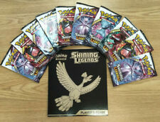 Pokemon SHINING LEGENDS Booster Pack  Fast Free Shipping in Canada