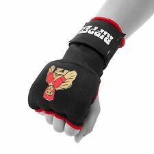 Training Boxing Inner Gloves Hand Wraps Gel Padded Mma Fist Protector Bandages M