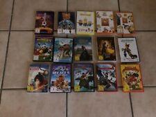 DVD Sammlung Kinderfilme 15 Stück