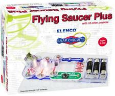 ELENCO SNAP CIRCUITS SCP-06 - NEW# SCP-09 FLYING SAUCER KIT