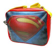 Superman DC COMICS SUPERHERO FLIGHT MESSENGER SHOULDER SCHOOL BAG