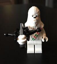 Nuevo Lego Star Wars Minifigura: NIEVE Chewbacca Split desde 75146 Calendario de Adviento