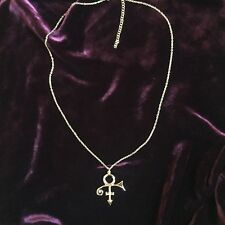 Prince the Artist Gold Necklace
