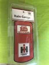 International harvester Rain Gauge New In Packaging
