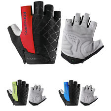 ROCKBROS Cycling Bicycle Gloves Sports  Gloves Half Finger Gloves