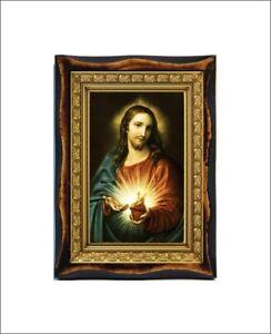The Sacred Heart of Jesus - Sacré-Cœur - Sacré-Cœur de Jésus - Sagrado Corazón