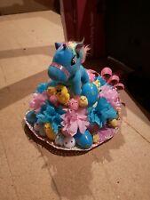 Easter bonnet Unicorn themed