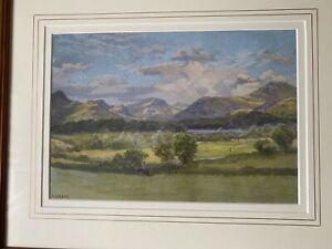 Martin Snape (1852-1930) watercolour Gosport artist