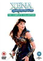 Xena - Warrior Principessa Stagioni 1 A 6 Collezione Completa DVD Nuovo