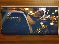 "Joker The Dark Knight 12"" X 24"" Movie Wide Screen Poster bar joker car Escape"